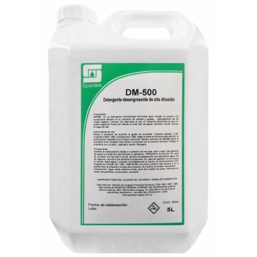 DM 500