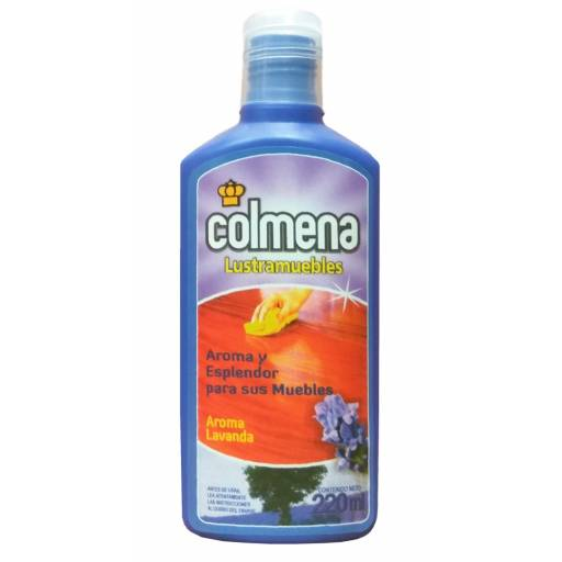 LUSTRAMUEBLE COLMENA LAVANDA 220 ml.