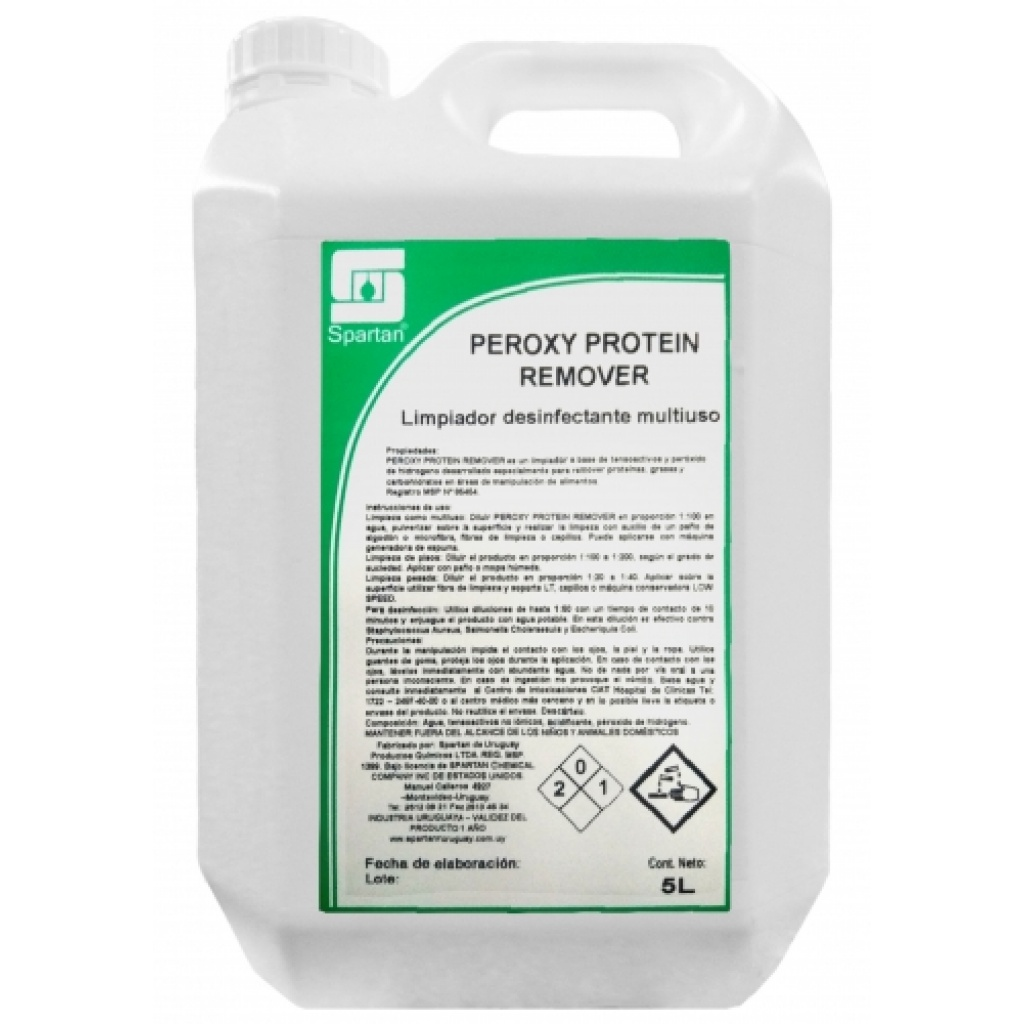 PEROXY PROTEIN REMOVER