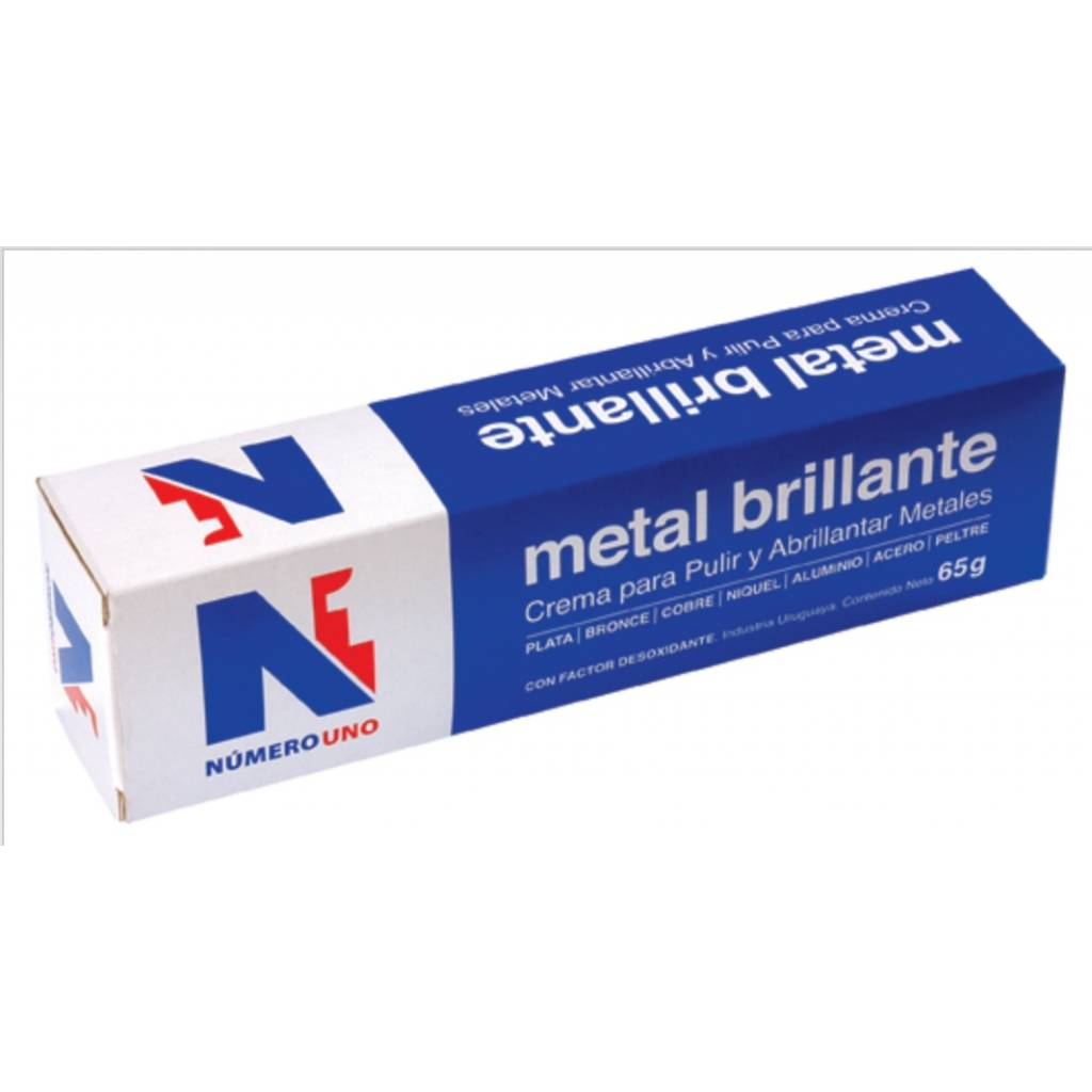 METAL BRILLANTE N°1 EN CREMA