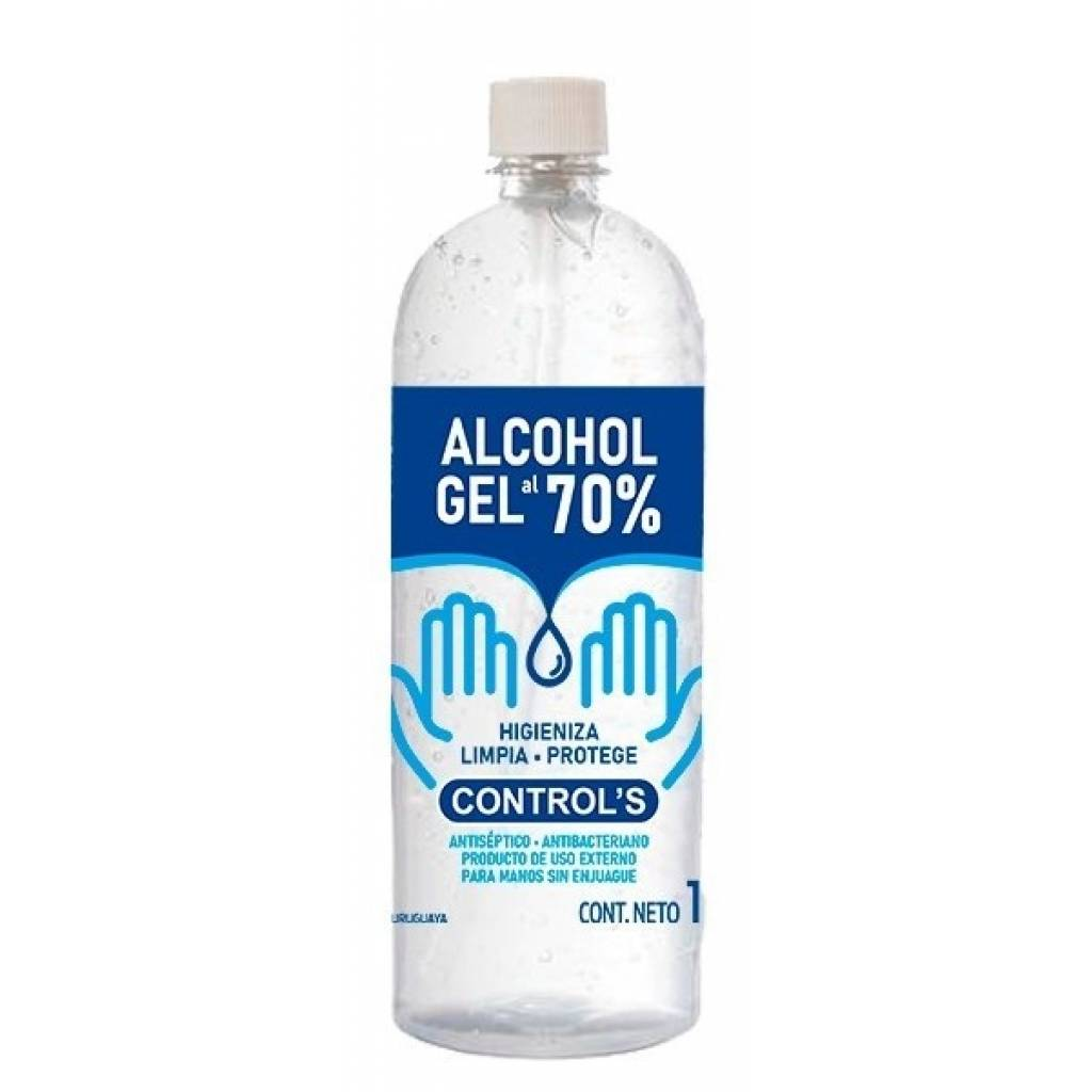 ALCOHOL EN GEL VITA CARE 1 LT.